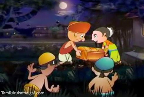 Tenali Raman and The Two Thieves Story 3