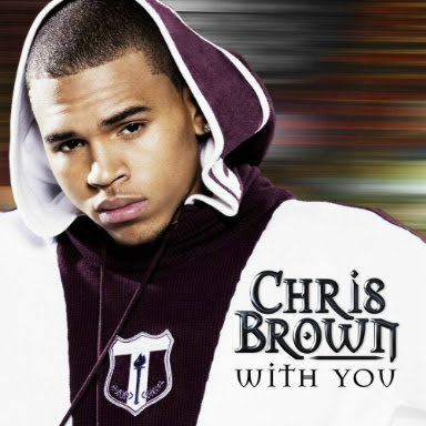 Chris Brown with you - Magazine cover