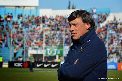 Daniel Hourcade es el Head Coach de Los Pumas