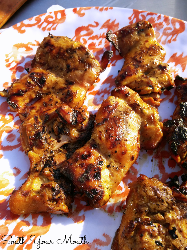 All Star Chicken This Marinade Comes Together Quickly With Simple Ingredients Like Soy Sauce