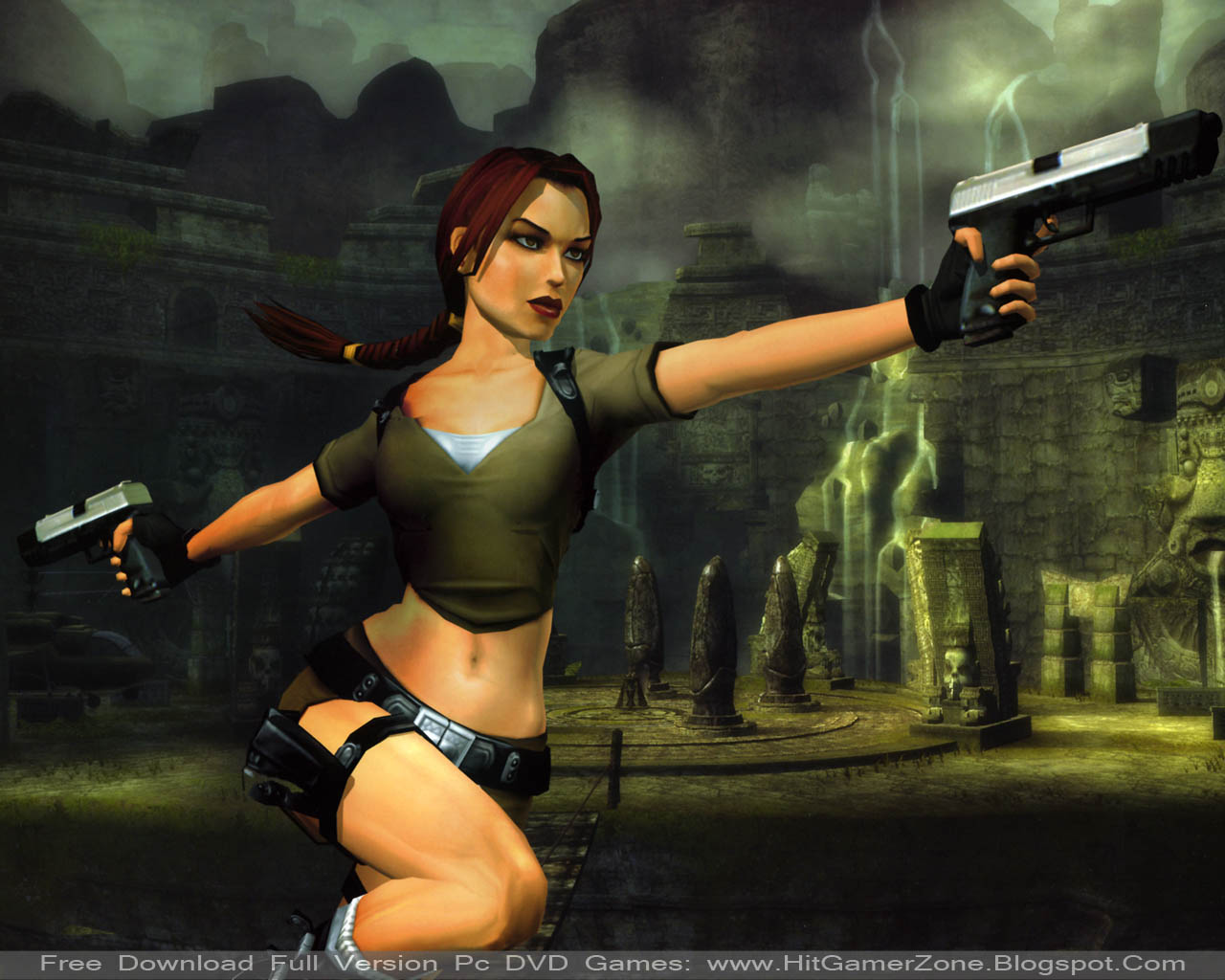 Lara croft tomb raider legend nackt erotic comic