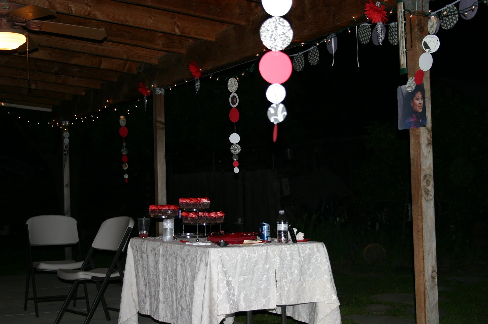 40th Birthday Decoration Ideas