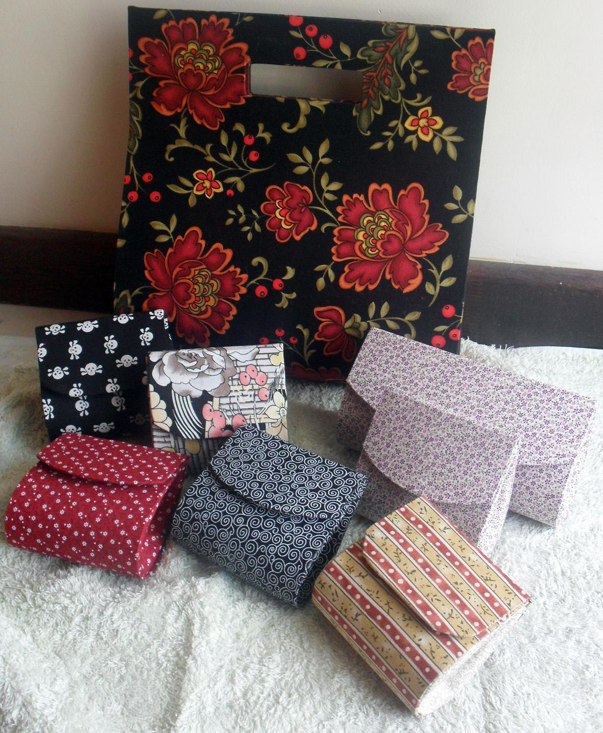Bolsa Em Cartonagem : Eliane artesanato bolsas em cartonagem