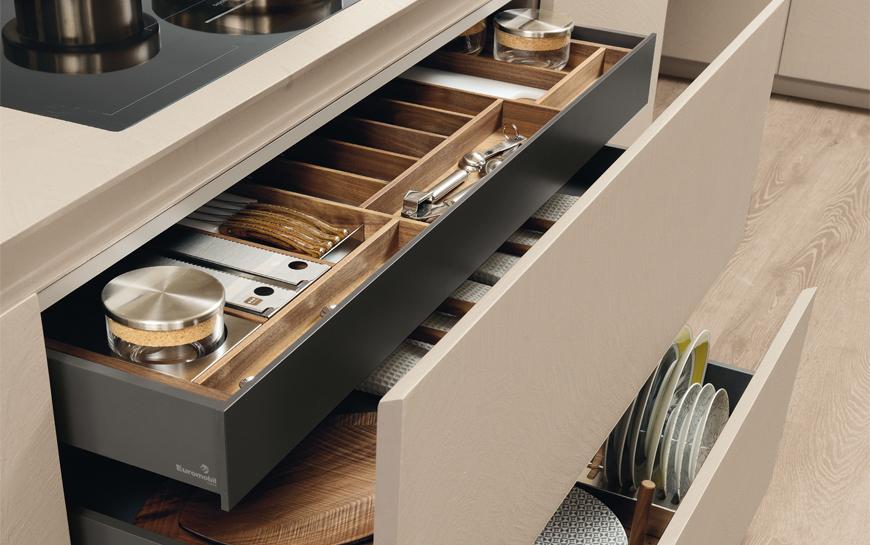 Eurom arredamenti il blog promo cucina a 199 al mese e armadio a 99 al mese - Organizzare cucina ...