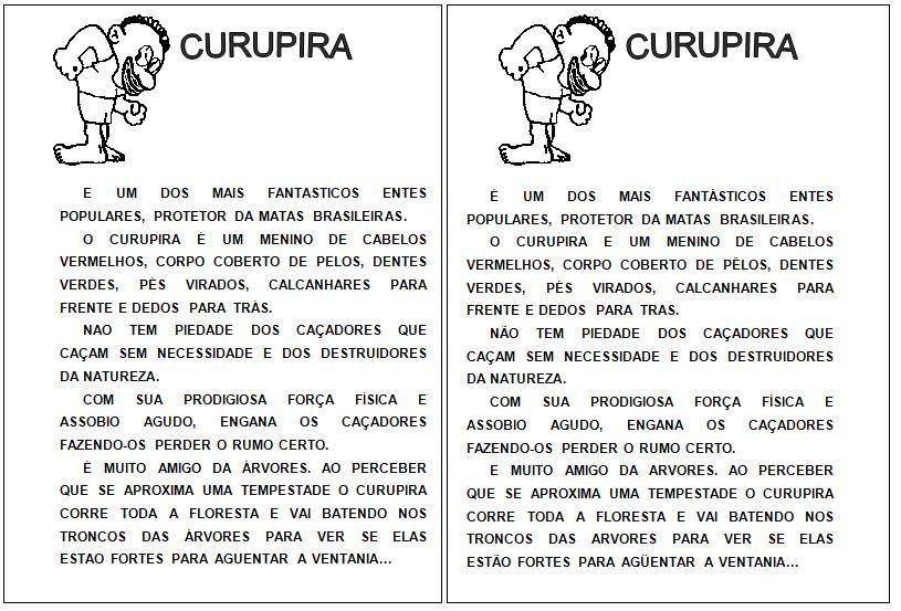 Extremamente Compartilhando Ideias: FOLCLORE BRASILEIRO NI49