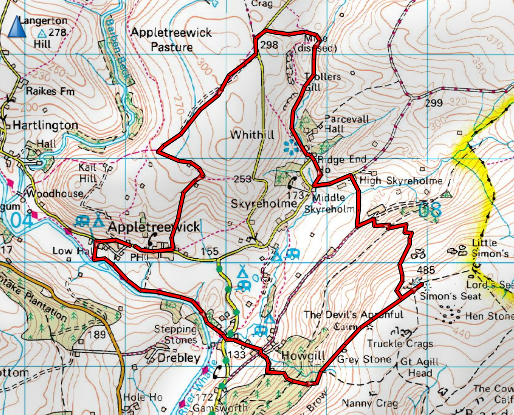 All The Gear But No Idea: Simon's Seat & Trollers Gill