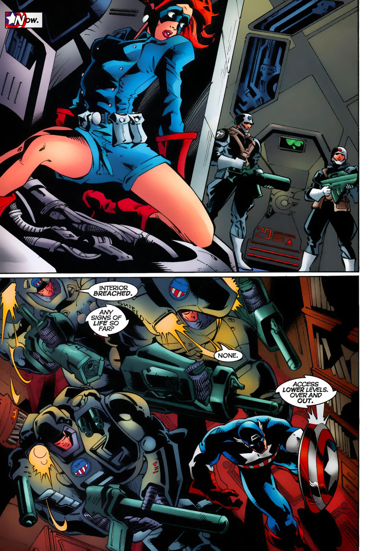 Captain America (1996) Issue #10 #10 - English 9