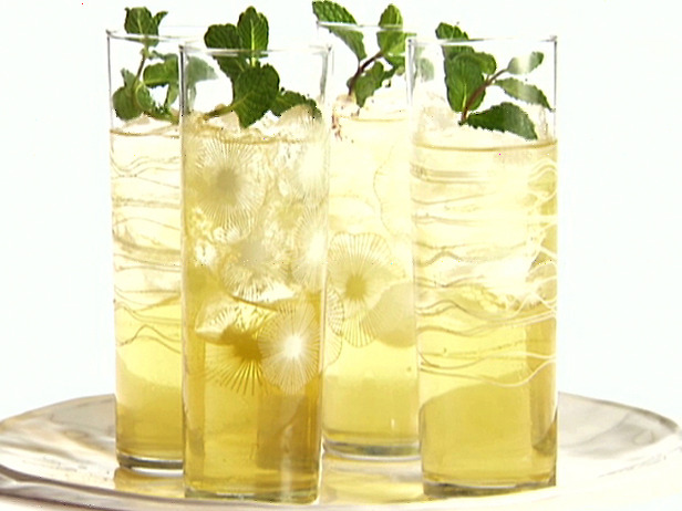 ... Recipe Collection: Apple and Mint Punch by Giada De Laurentiis