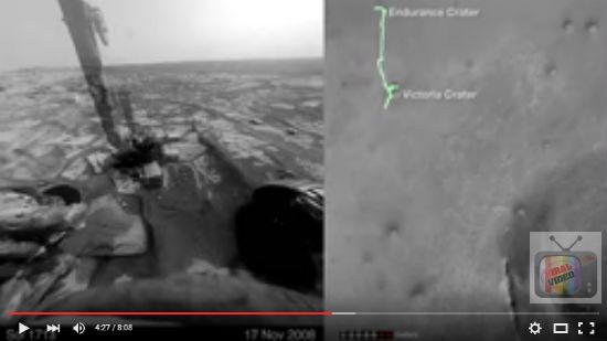 [PIC & VIDEO] Pemandangan Di Marikh Setelah 11 Tahun Penjelajahan Robot NASA