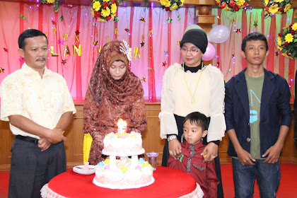 my sweet 17 birthday xD