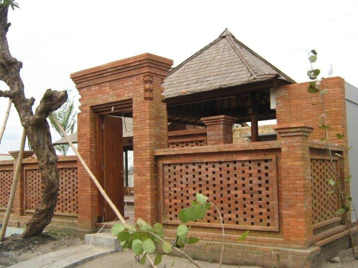 Rumah Joglo Gebyok