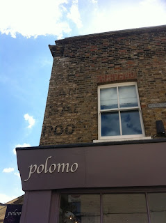 Ghost sign in Devonshire Road, London W4