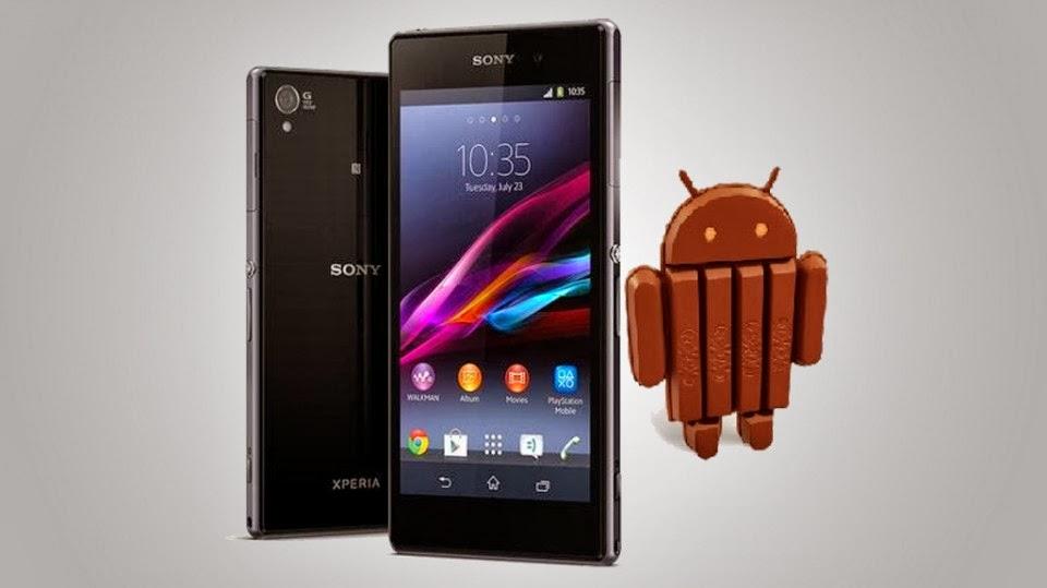 Xperia Z1 y Z Ultra reciben la actualización Android 4.3 Jelly Bean