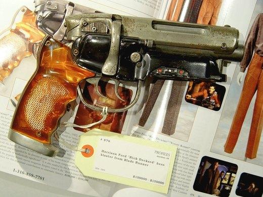 Blade Runner Blaster por MarkRaats
