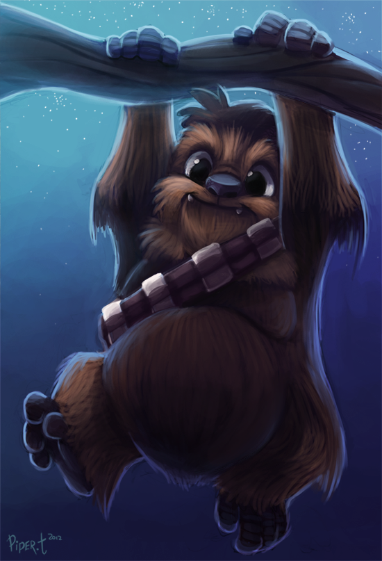 """""""If You Give a Wookie a Cookie"""" - monologue poem for kids - children"""
