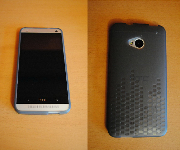 Incipio Frequency cover for HTC One M7