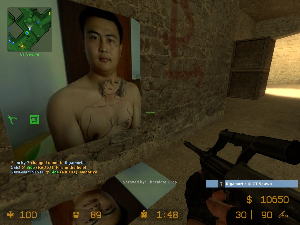 counter porn spray strike It's both trick and treat for Counter-Strike: Global Offensive in the latest update.