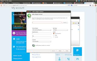Skype di Ubuntu 13.04