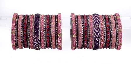 Multicolor-Bangles-Set