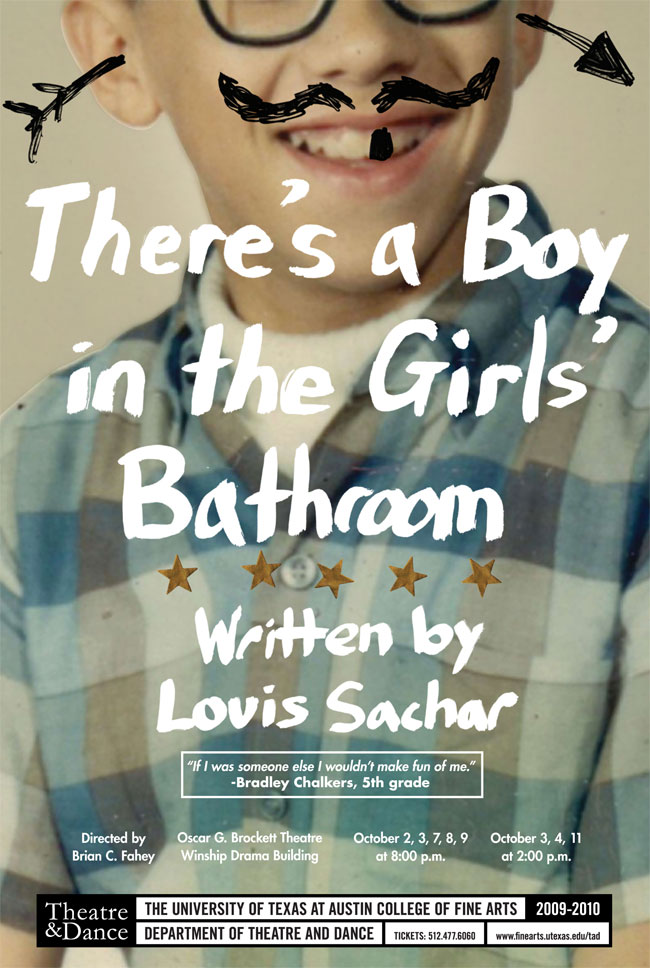 There 39 S A Boy In The Girls 39 Bathroom Coloured Talking Pictures