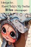 My Besties 3D Deco and More