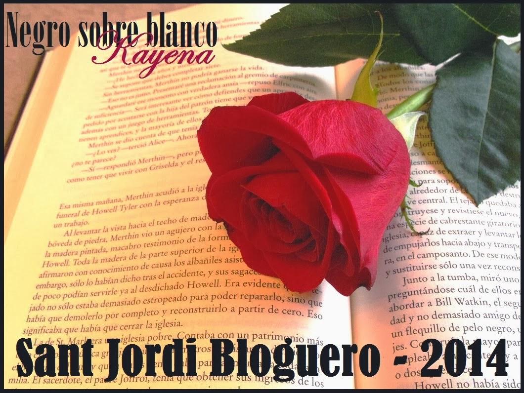 SAN JORDI BLOGUERO