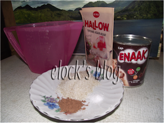 bahan puding bahan puding 1 bungkus tepung agar agar putih 700 ml air ...