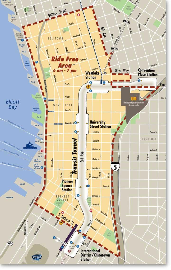 The Ride Free Area Seattle Fun Fact 7 Ride The Ducks of Seattle
