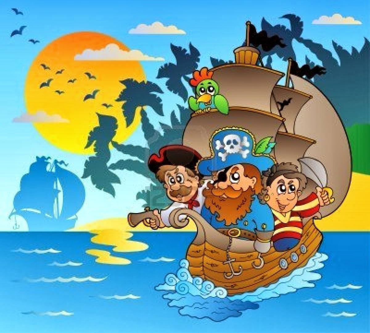 Diario de mis maestras preferidas 2 0 vicente el pirata valiente - Piratas infantiles imagenes ...