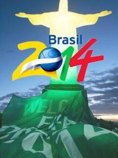 Brazil 2014, svjetsko nogometno prvenstvo download besplatne pozadine slike za mobitele