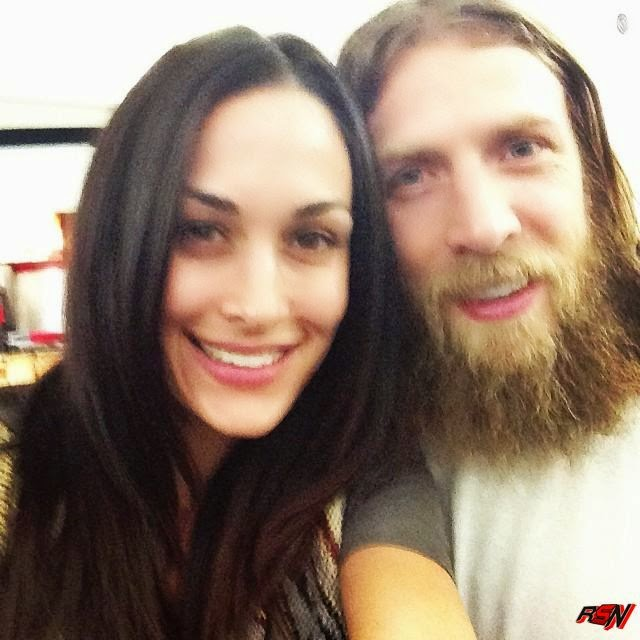 Recent Photo of Daniel Bryan and Brie Bella Together.