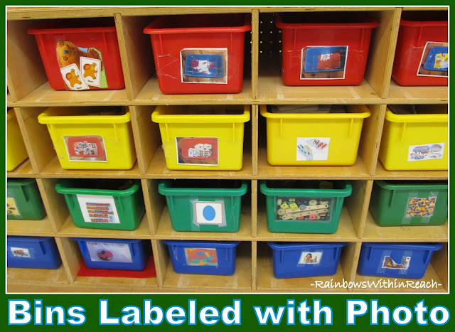 185 Ideas for Classroom Organization: RoundUP at RainbowsWithinReach