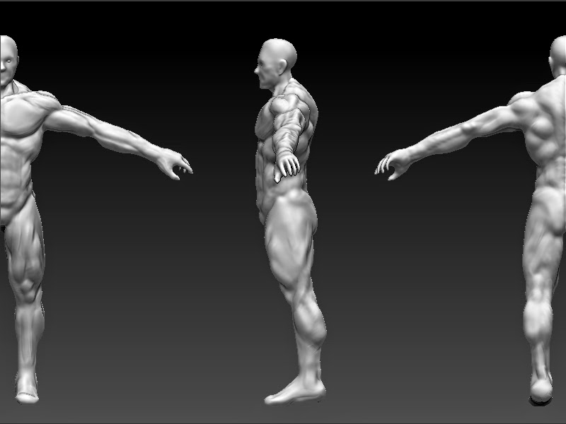 my progress portfolio game concept art and animation free zbrush
