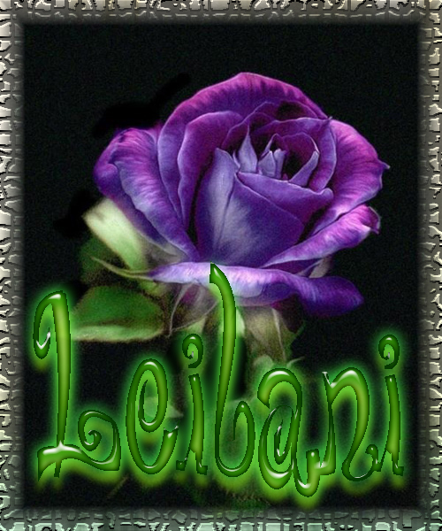 Del nombre de leilani significado El Significado