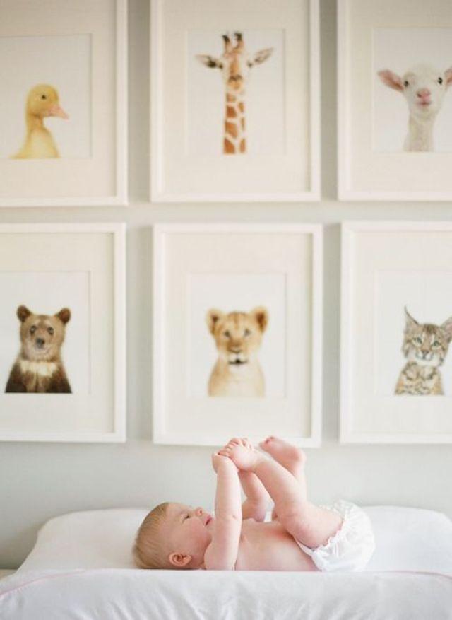 laminas bebe habitacion decoracion baby deco room