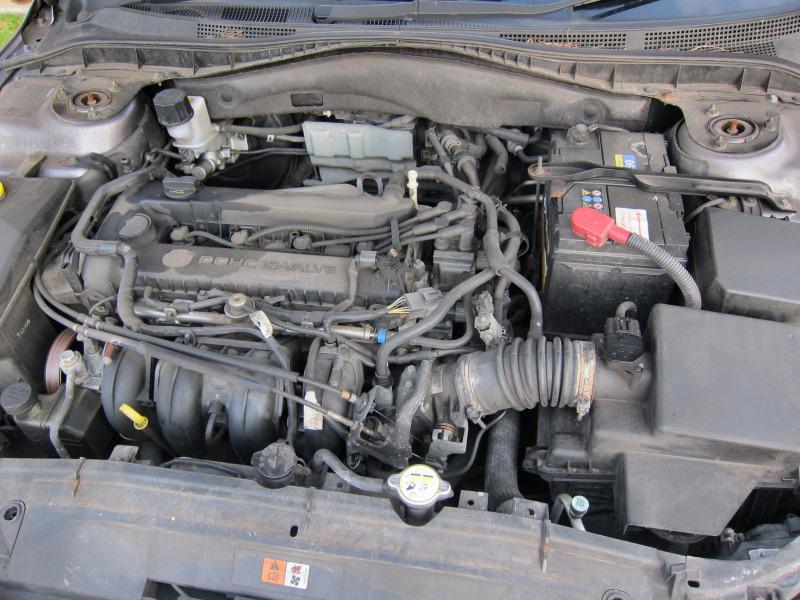 vvt speed dohc transmission engine de mazda manual itm img jdm