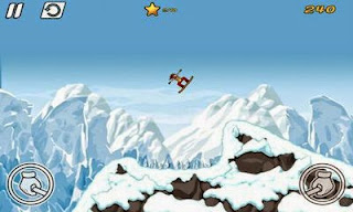 Screenshots of the Istunt 2 for Android tablet, phone.