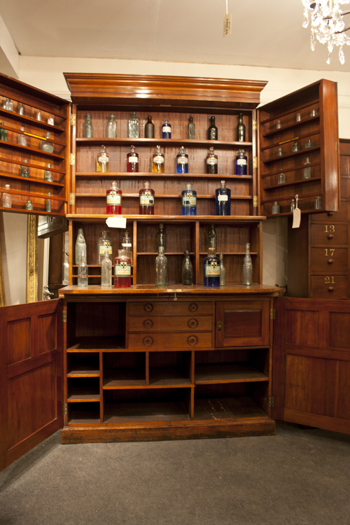 The old cinema 19th century victorian apothecary cabinet for 19th century kitchen cabinets
