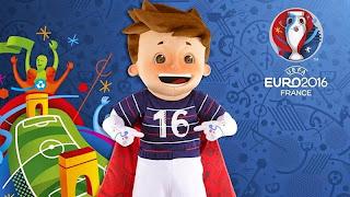 Maskot Euro 2016 Rilis, Namun Belum Ada Nama