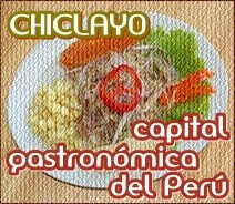 CHICLAYO ES SABOR!