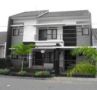 rumah minimalis modern gambar desain rumah minimalis type