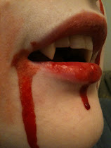 Bloody Beauitful Fangs