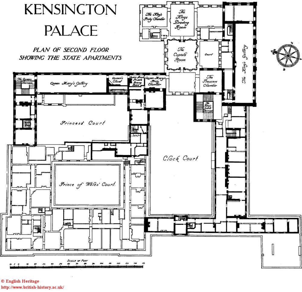 The devoted classicist the duke and duchess of cambridge for Floor plans with pictures