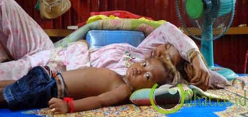Bocah 2 tahun yang bisa menyembuhkan segala penyakit