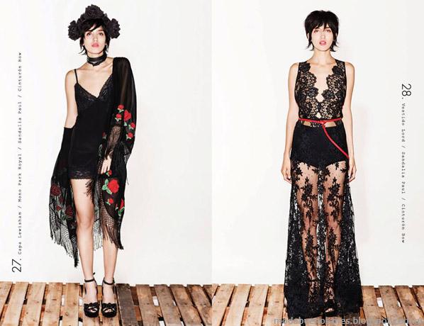 Vestidos verano 2014 Delaostia
