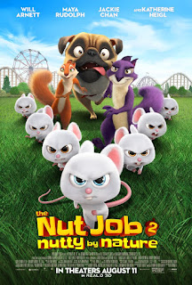 The Nut Job 2 (2017) Movie (English) HDCAM 720p [450MB]