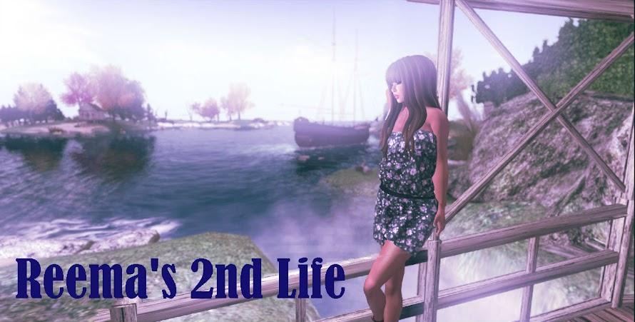 Reema's Second Life