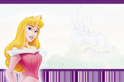 tarjeta cumpleaños princesas disney