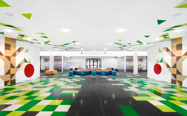 Imagine These: School Interior Design | St Mary's Primary School