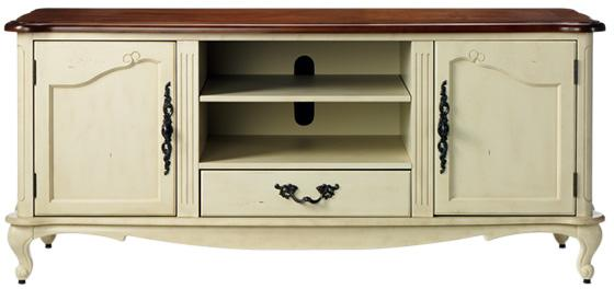 French Buffet Turned TV Stand Obama Furniture - Buffet tv